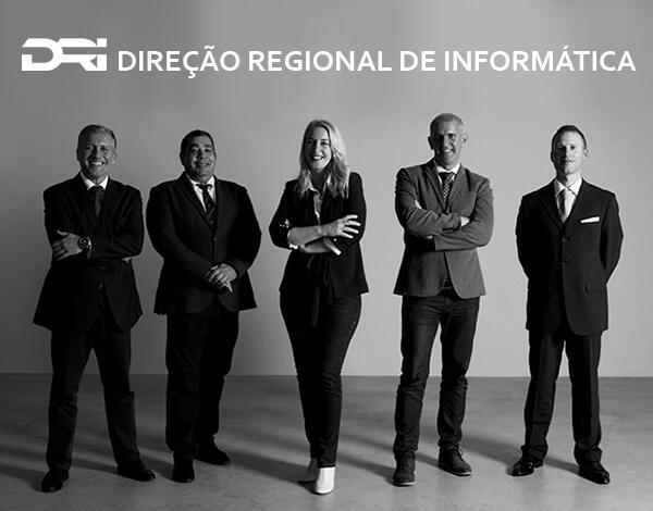 Bem-vindos à Direção Regional de Informática