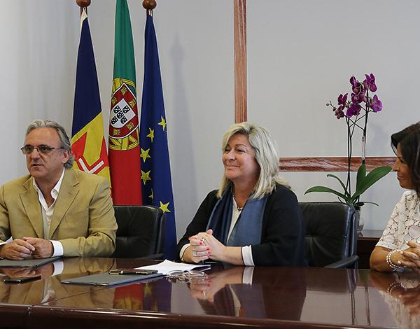 SRIAS E NOS assinam protocolo para promover mediação de conflitos