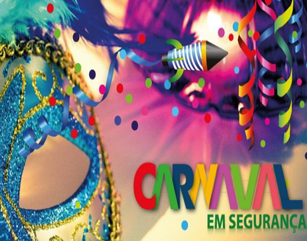 Carnaval em segurança – 2019