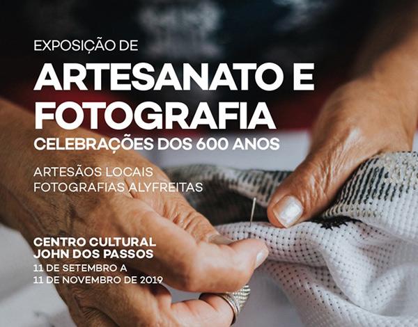 Exposição de Artesanato e Fotografia