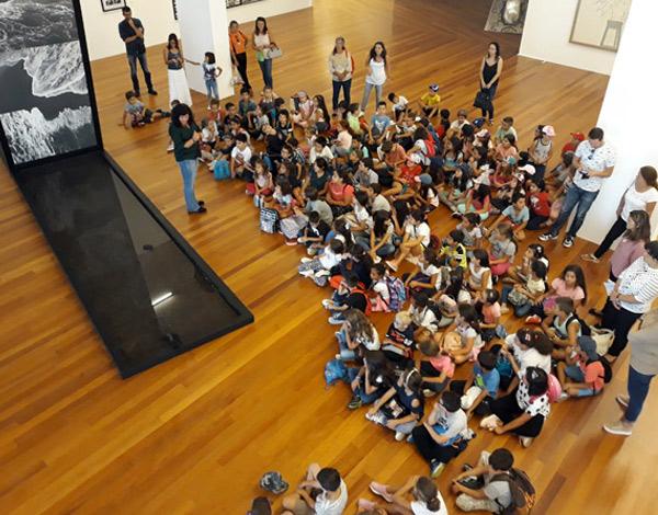 O Serviço Educativo do MUDAS.Museu de Arte Contemporânea da Madeira.