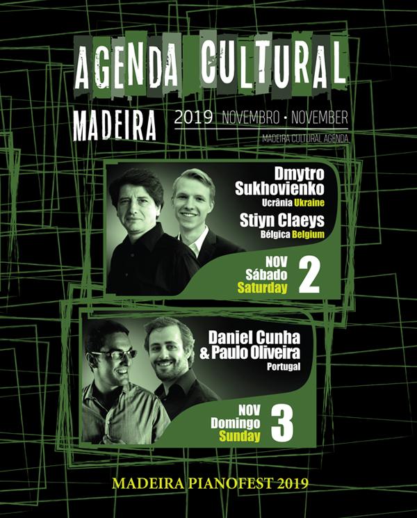 Agenda Cultural - Novembro de 2019