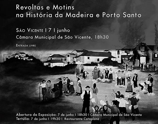 Revoltas e Motins da Madeira e do Porto Santo