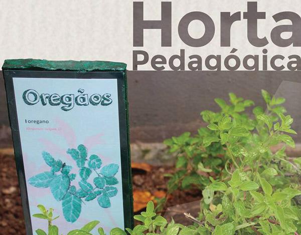Horta Pedagógica