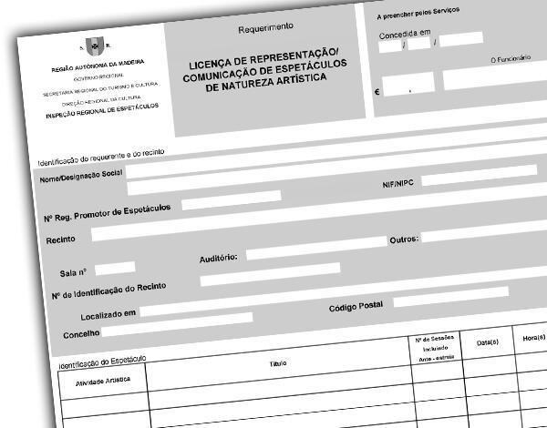 Formulários - IRE