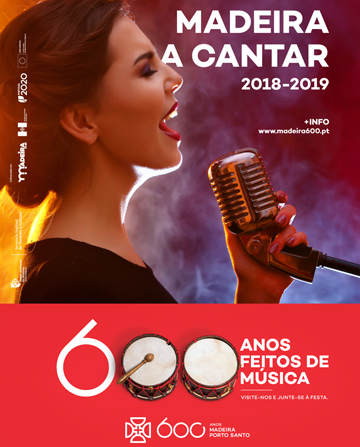 Madeira a Cantar