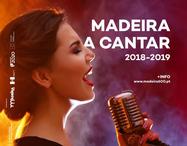 Madeira a Cantar 2018 - 2019