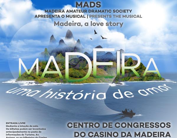 """""""Madeira, Uma História de Amor"""""""