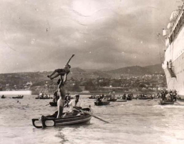 """""""Homens do Mar: Bomboteiros e Rapazes da Mergulhança"""""""