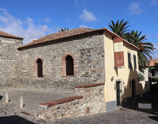 Casa Colombo-Museu do Porto Santo