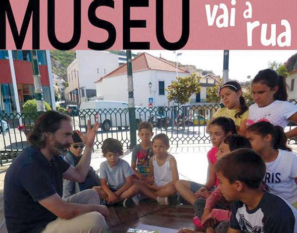 """Museu vai à rua"""