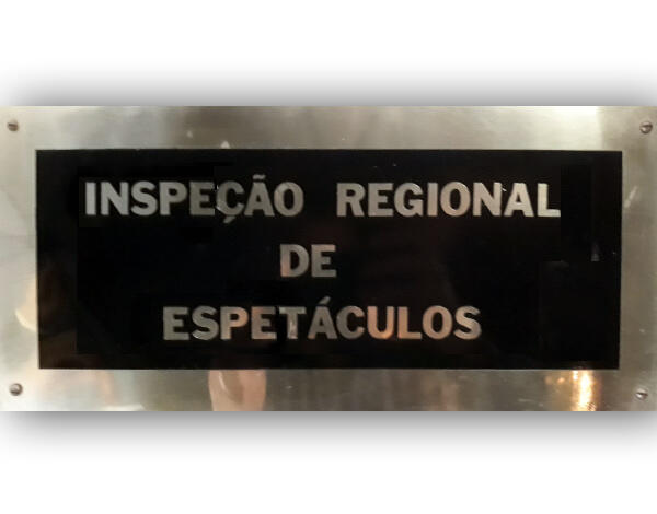 Inspecção Regional de Espetáculos (IRE)