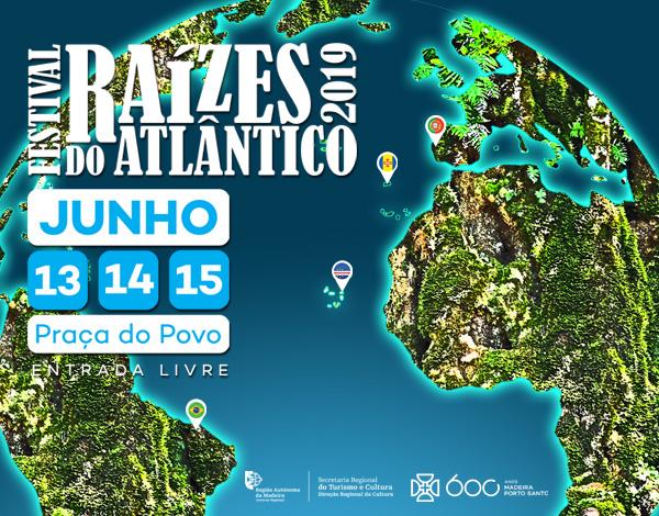 Festival Raízes do Atlântico 2019
