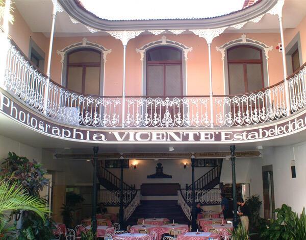 Museu de Fotografia da Madeira – Atelier Vicente's