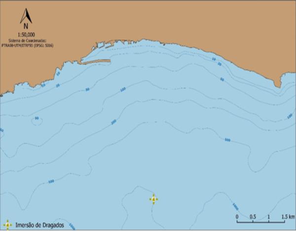 Autorizações para Imersão de Resíduos no Oceano