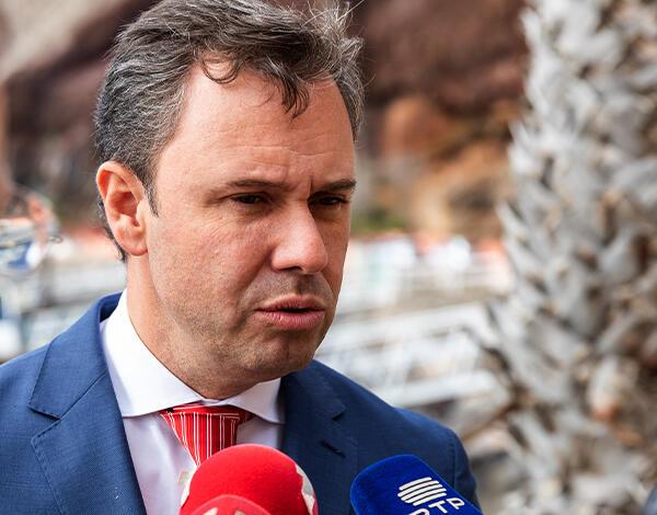 Rui Barreto leva a António Costa preocupações da Região em relação à negociação do próximo quadro comunitário de apoio