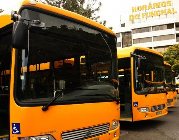 Horários do Funchal reforça limpeza e desinfecção dos autocarros