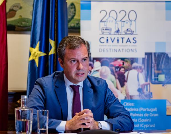 Secretário da Economia foi orador em evento da Comissão Europeia