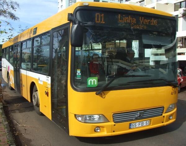 Autocarros ganham mais 630 mil passageiros