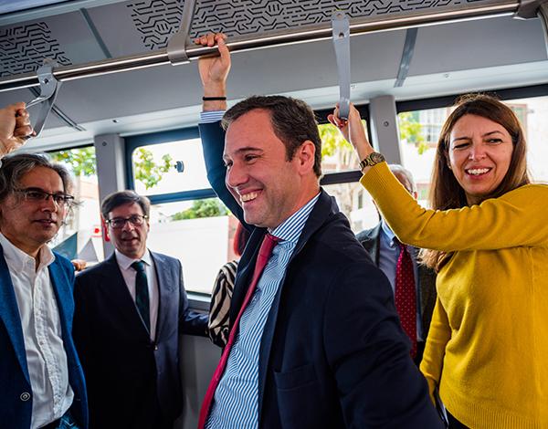 Governo vai continuar a modernizar a frota da Horários do Funchal