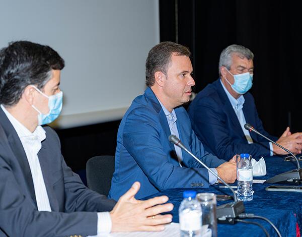 Secretário da Economia garante majoração nos apoios às empresas do Porto Santo