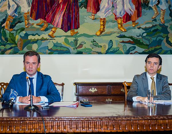 81 projetos receberam 1 milhão de euros na primeira quinzena de julho