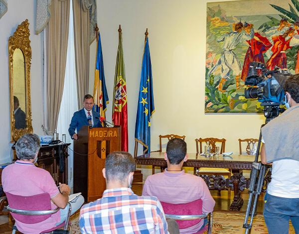 Governo reforça apoio às empresas da Região em mais 22 Milhões