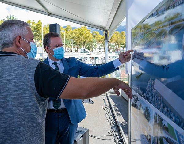 """Marina do Funchal será """"a mais moderna, mais eficiente, mais segura e atrativa do nosso país"""""""