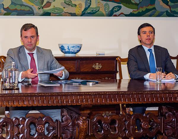 Secretário da Economia reuniu com Bancos para preparar segunda linha de apoio às empresas