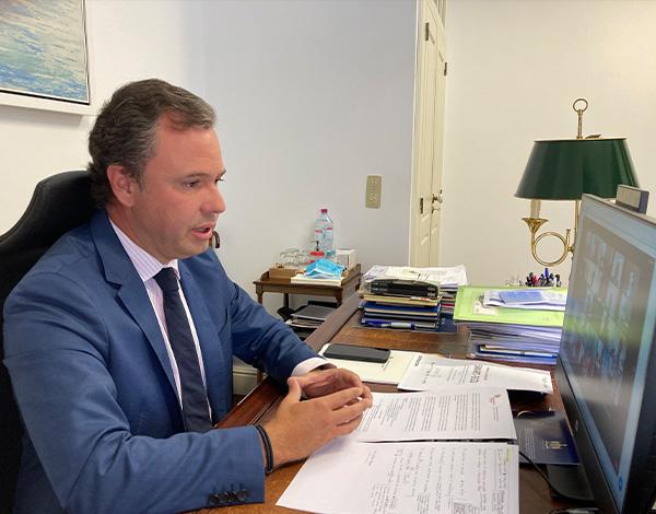 Secretário da Economia foca cinco temas na abertura do II seminário 'SMART-ECO'