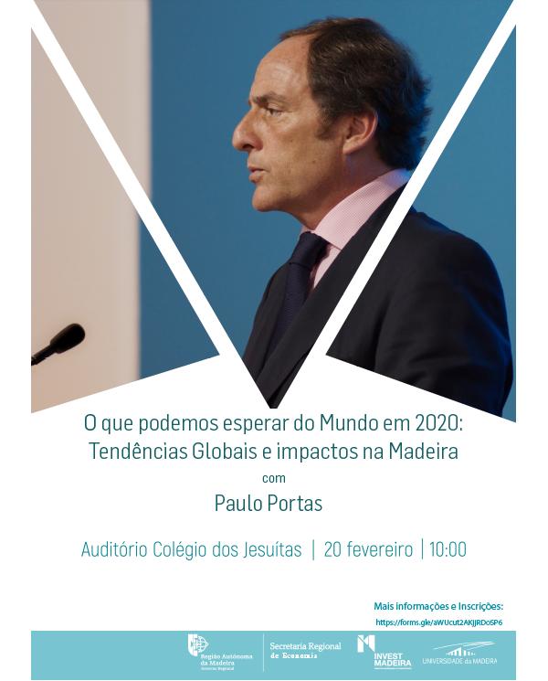 Visita Dr. Paulo Portas