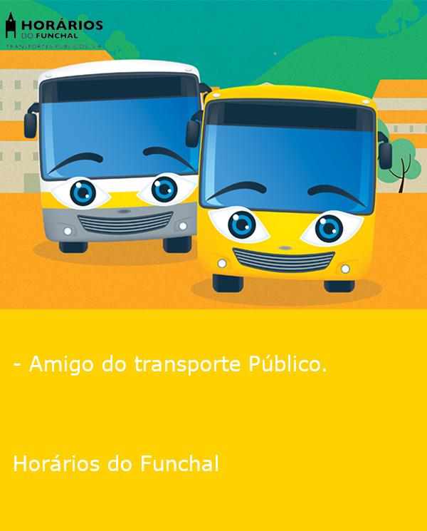 Horários do Funchal - Informação