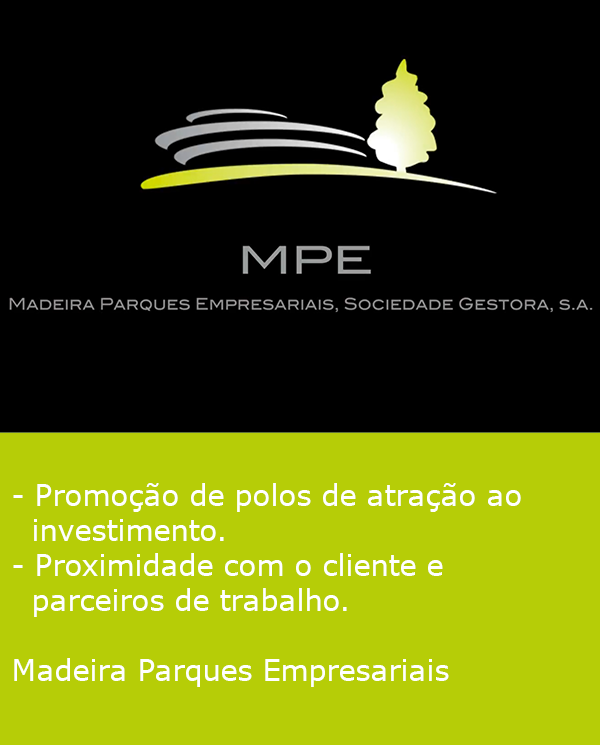 Madeira Parques Empresariais - Informação