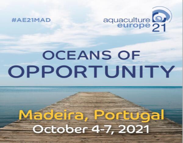 Madeira acolhe de 4 a 7 de outubro de 2021 a Conferência Europeia de Aquacultura