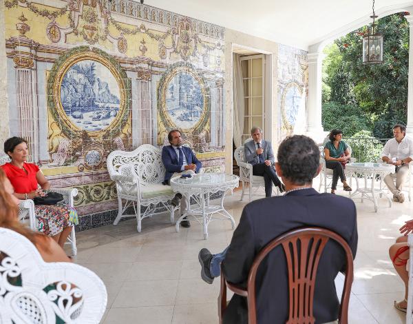Madeira recebe em outubro de 2021 Conferência Europeia de Aquacultura