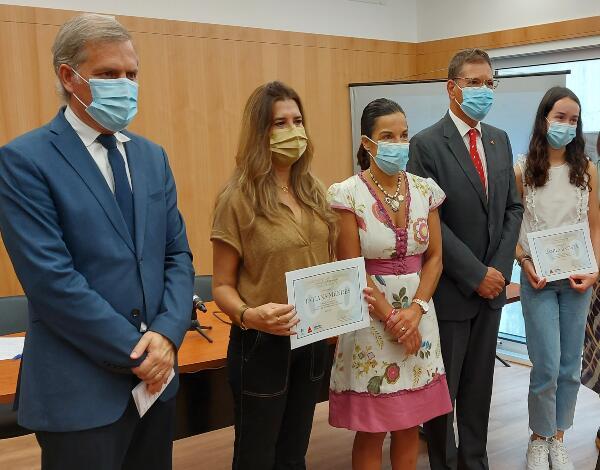 Alunos das escolas da Região apelam à preservação  do mar em 1 milhão e 80 mil pacotes de açúcar