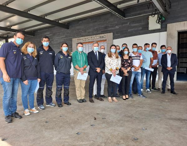 Secretário do Mar quer alargar formação profissional  aos pescadores e operadores da área das pescas