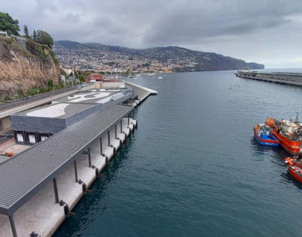 Centro de Expedição e Embalamento avança na nova Lota do Funchal