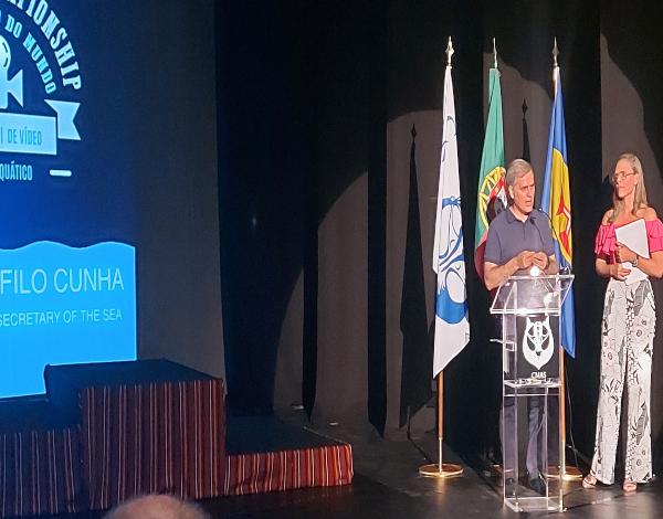 Secretário do Mar anuncia a realização  do Madeira Underwater Open em 2022