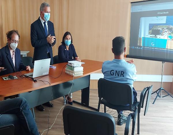 """Portal """"Mar Madeira"""" revela potencialidades  da Região para o crescimento da economia azul"""