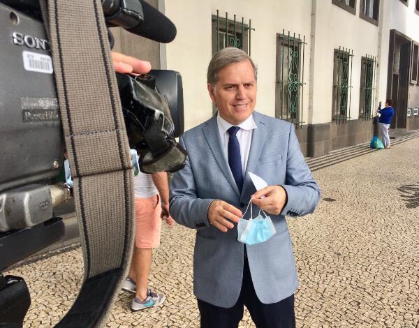 Gamba da Madeira em 2021 poderá render 100 mil euros/ano