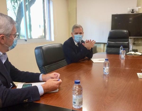 Secretário do Mar e Pescas sensibiliza grandes superfícies comerciais para campanha a apelar ao consumo do peixe-espada