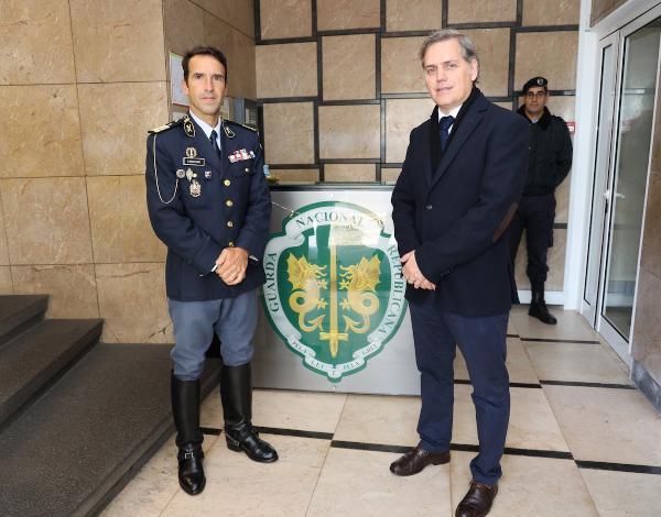 GNR instala na Madeira Sistema Integrado de Vigilância, Comando e Controlo