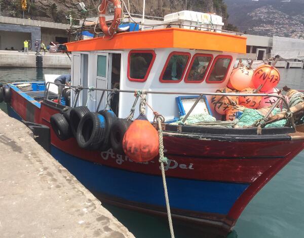 Pescadores confinados pela cerca sanitária com acesso a compensação financeira