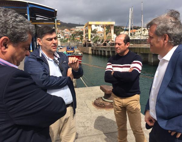 Madeira com reservas de pescado suficientes para o abastecimento das populações