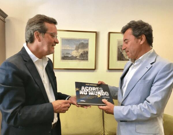 Comunidades da Madeira e Açores querem estreitar relações nos EUA