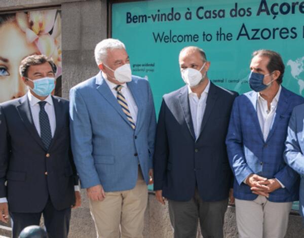 Casa dos Açores na Madeira inaugurada