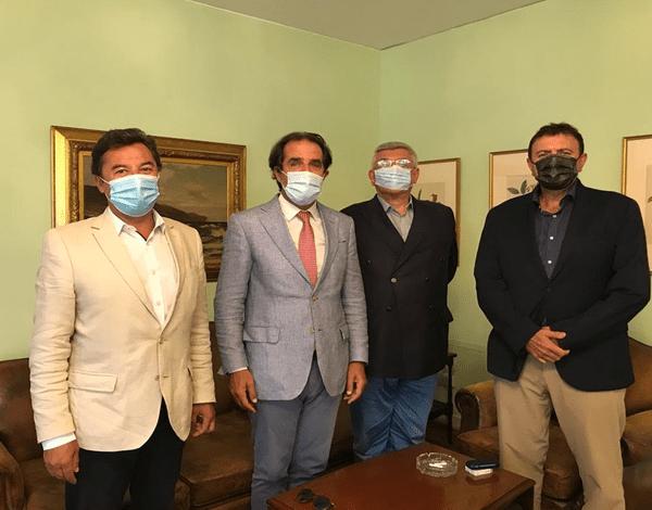 Cônsul de Portugal em Caracas elogia unidades de rastreio à covid-19 da Região