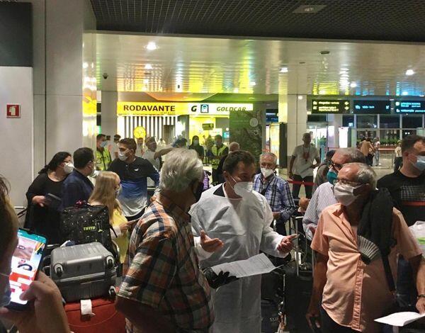 Rui Abreu alerta para a importância de aguardar no domicílio pelo resultado do teste à covid-19
