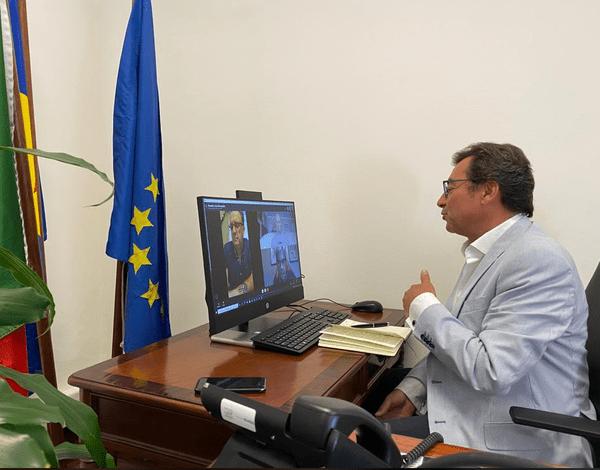 Rui Abreu com notícias dos EUA, Canadá e Jersey